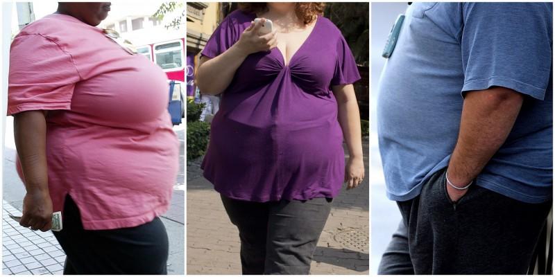 英國研究指出,年輕人因超重而患上脂肪肝的情況愈發普遍。(法新社檔案照)