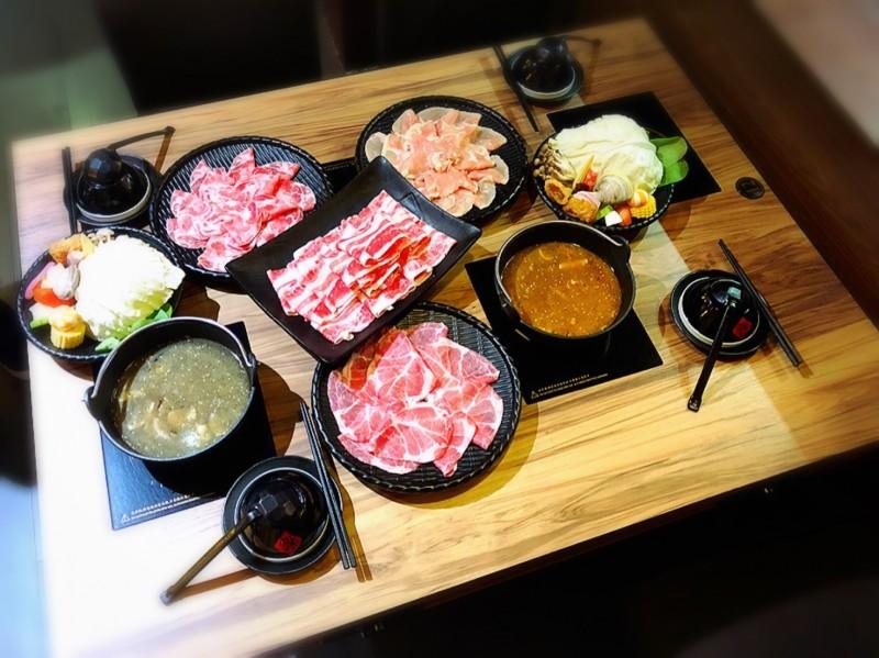楊男冒名訂3份6人套餐(記者吳昇儒翻攝)