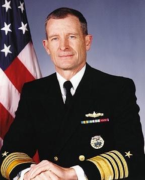 前美軍太平洋司令部司令布萊爾上將,曾率多位退將來台,與我方共同研討如何聯合嚇阻共軍進犯意圖。(圖:取自美國海軍網站)