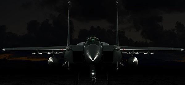 F-15EX戰機能強化機隊的空中戰鬥能力。(圖片來源:波音公司官網)