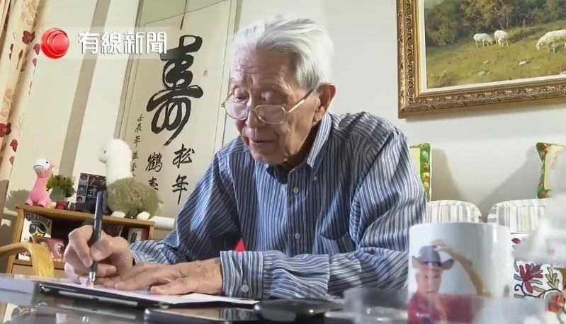 共軍退休軍醫蔣彥永近期曾寫信給中國國家主席習近平與全國人大,要求他們講真話,「正確評價六四事件」。(圖取自「有線中國組」臉書粉專)