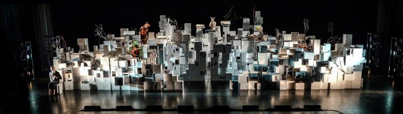 柏林新音樂室內樂團《立體鏡》。(圖由衛武營提供)