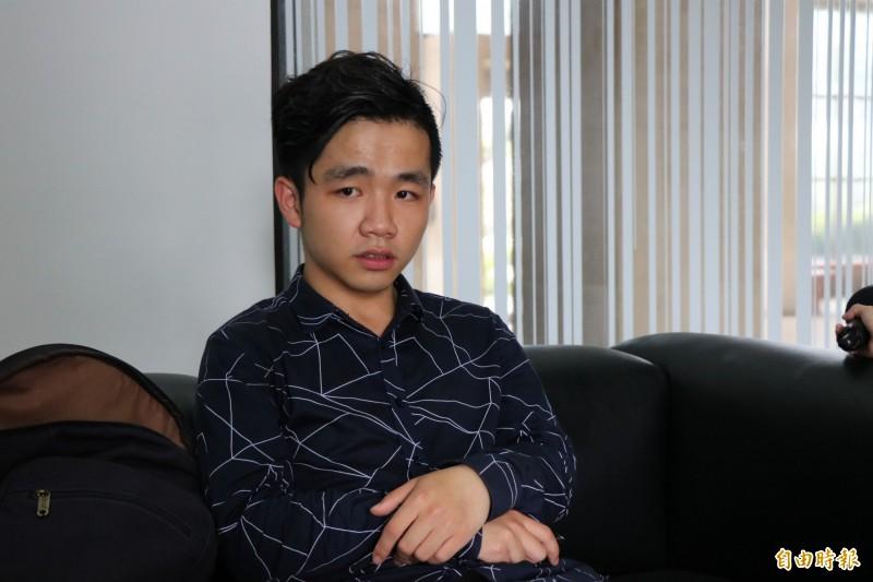 中國籍學生李家寶來台短期研修,卻因直播批判中共獨裁,遭死亡威脅,讓校方憂其安全,建議他到派出所備案。(資料照)