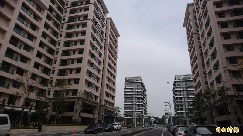 台南市研擬調降單一住宅自用住宅稅率至1%(記者洪瑞琴攝)