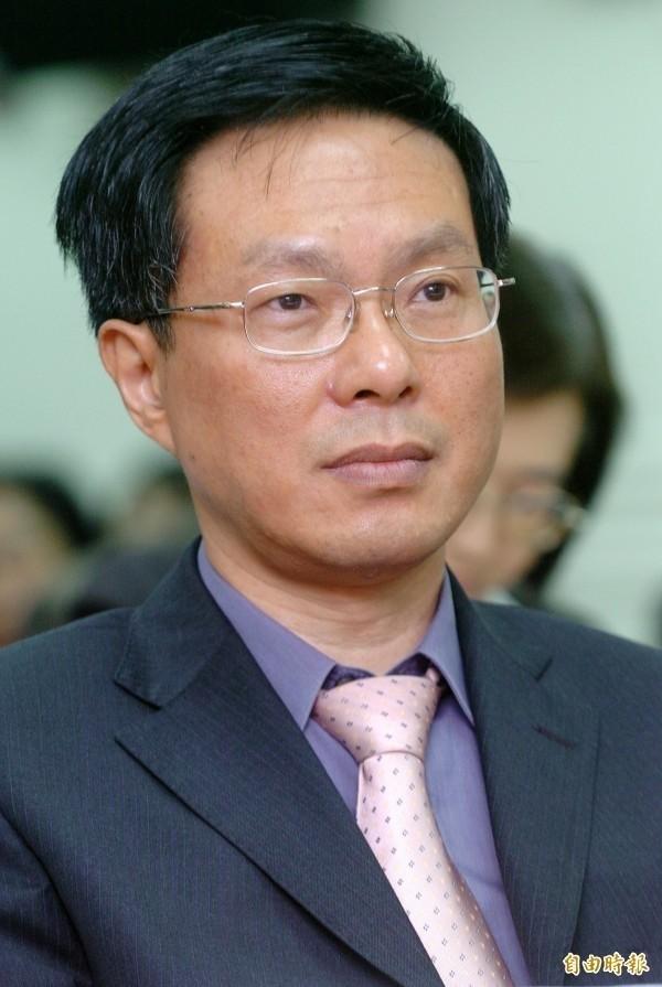 高等法院院長李彥文。(資料照,記者簡榮豐攝)