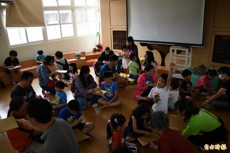少子化浪潮衝擊,雲縣下學年國小班級數恐再減28班。(記者林國賢攝)