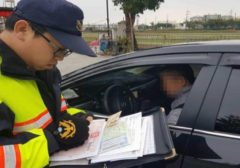彰化縣10大交通違規項目出爐,你中了嗎?(記者湯世名翻攝)