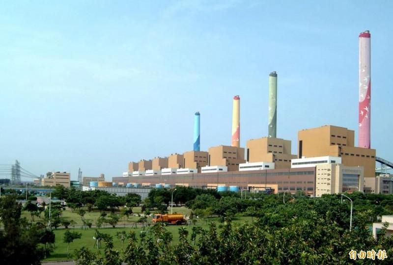 根據環保署資料,境內汙染源中僅約1成來自發電廠。(資料照)