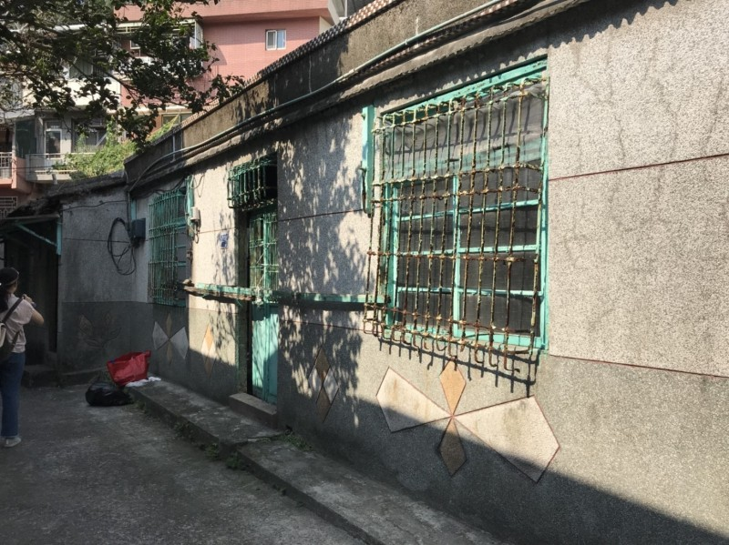 文化部啟動了「私有老建築保存再生計畫」,位於基隆市仁愛區南榮路243巷內的梅英居,通過文化部複審,獲得152萬8632元的補助。(記者俞肇福翻攝)