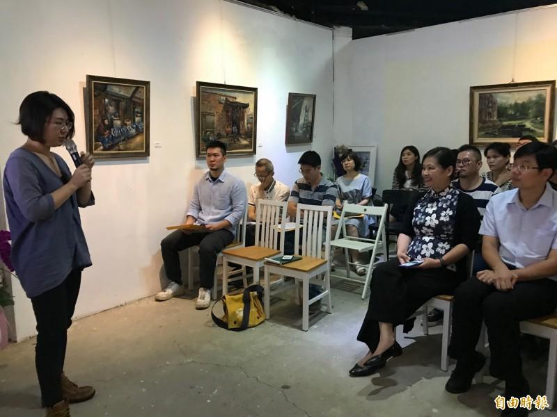 新竹市鼓勵老屋活化,推出「老竹塹老屋味」的活化和租金補貼計劃,鼓勵老屋所有權人參與活化,讓老屋重現新生命。(記者洪美秀攝)