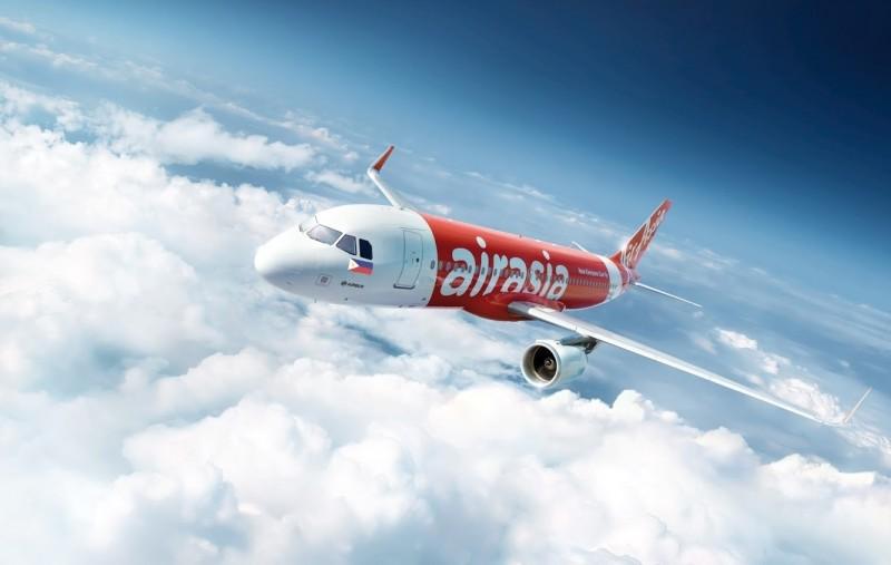 AirAsia將於8月1日正式首航高雄─宿霧航線。(AirAsia提供)