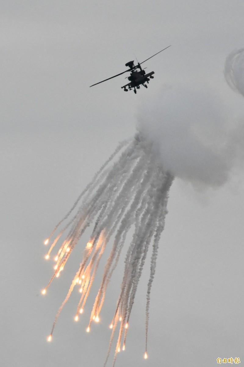 「聯合灘岸殲敵作戰第二次任務訓練」,過程緊湊。(記者蔡宗憲攝)