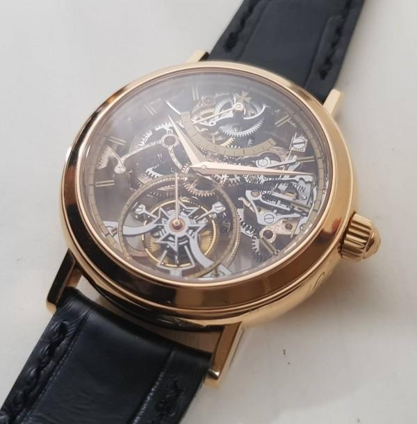 鬼斧神工!台灣古董錶協會舉辦鏤空雕花時計特展