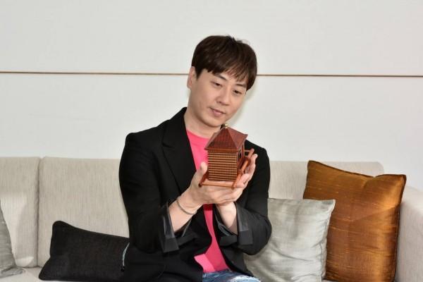 神話Andy四訪寶島做公益   曝光最愛台灣老店家