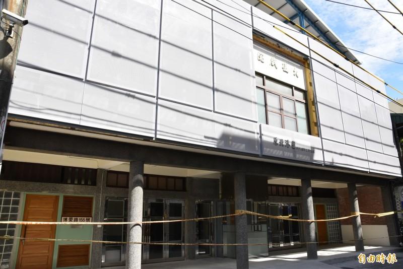 雲林北港大復戲院斥資2000萬元修復完成,22、23日將舉辦懷舊民歌音樂會。(記者黃淑莉攝)