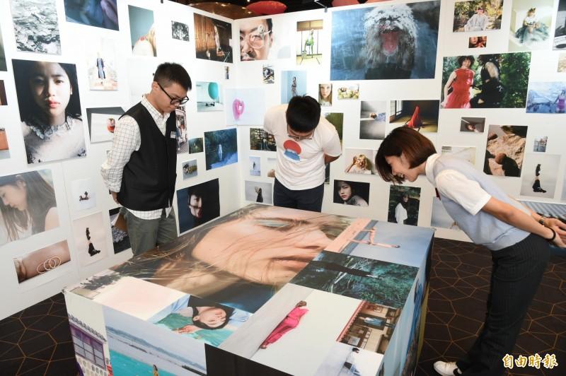 2019 SKM PHOTO新光三越國際攝影聯展,即日起至24日在新光三越高雄左營店10樓巡迴最終站。(記者張忠義攝)