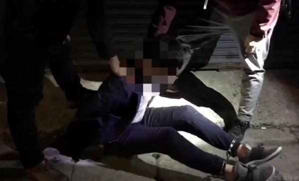 游嫌被警方逮捕。(資料照)