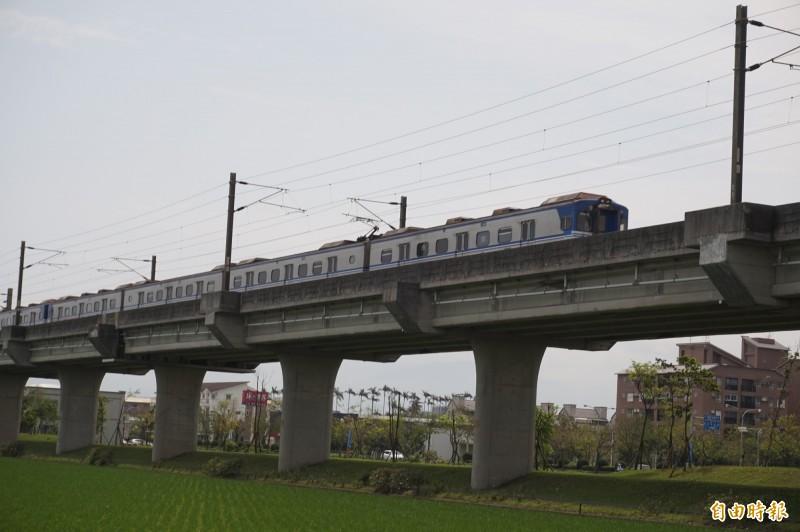 如何提升宜蘭的鐵道品質一直是個爭議話題,交通部將評估高鐵延伸宜蘭的可能性,宜縣府表示樂觀其成;圖為示意圖。(記者林敬倫攝)
