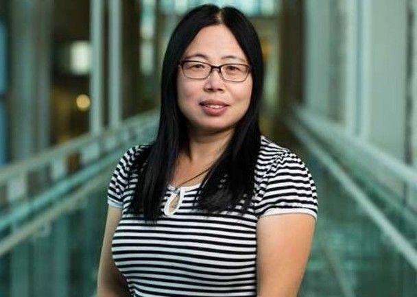 加拿大華裔病毒學家邱香果因「違反政策」,日前遭加國警方帶離任職的實驗室。(圖取自網路)