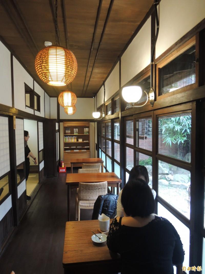 新竹市市定古蹟李克承博士故居。(記者洪美秀攝)