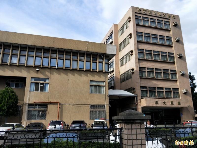 新北地院依詐欺取財罪判林男徒刑8月,可上訴。(記者陳慰慈攝)