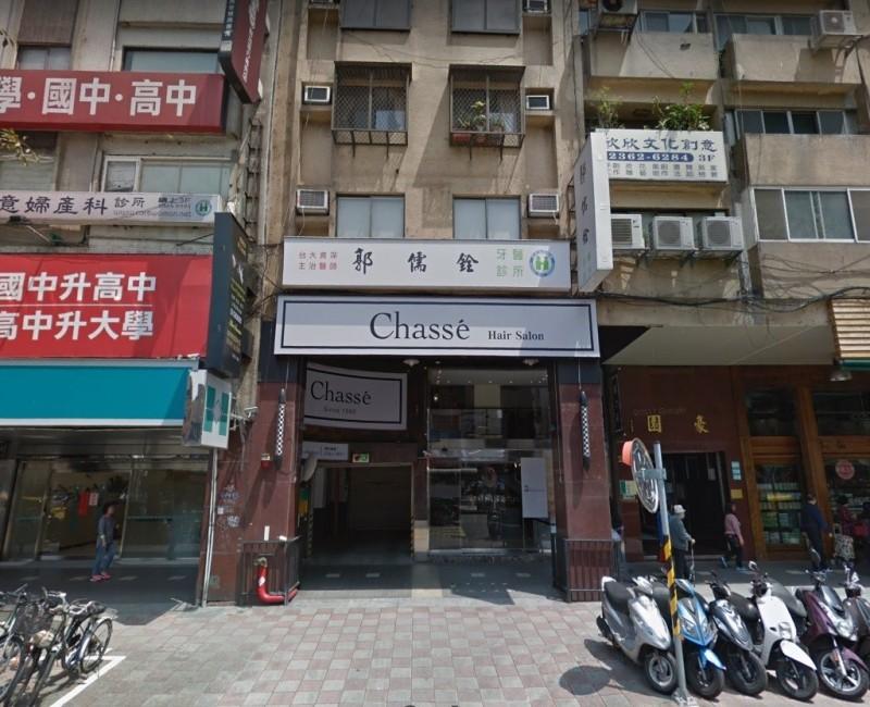 「智齒之神」郭儒銓的診所位於台北市大安區羅斯福路三段,只接受其他牙醫診所難以處理的轉診病患。(記者黃捷翻攝google地圖)