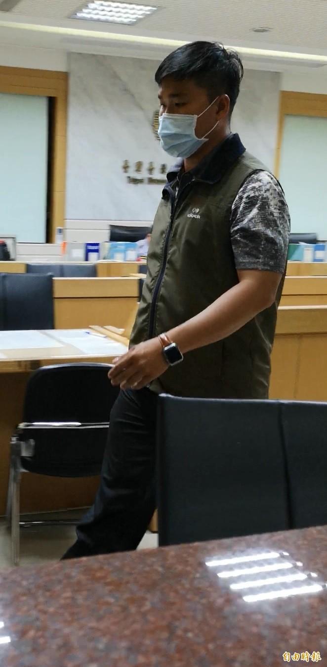 10名嫌犯今天凌晨陸續被移送北檢複訊。(資料照,記者黃捷攝)