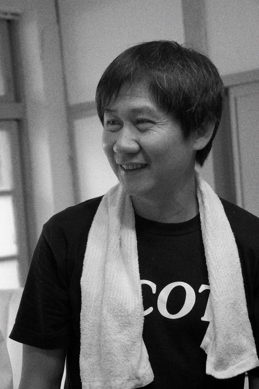 導演陳文彬認為台中市政府對於出借公共場所是兩套標準。(取自陳文彬臉書)