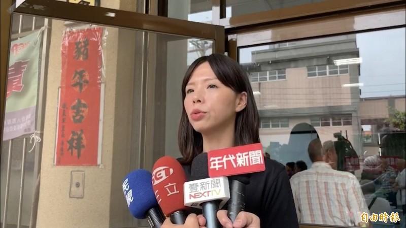 立委洪慈庸將邀請紙風車到台中演出4場次。(記者張軒哲攝)
