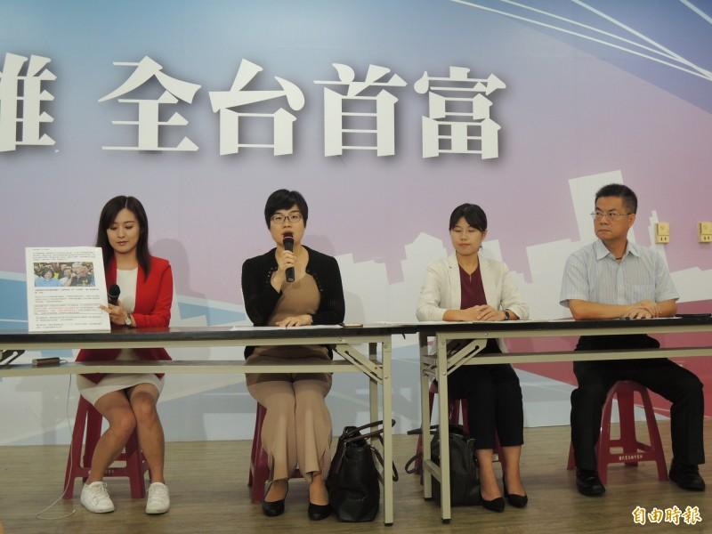 韓國瑜競選總部今對陳宏昌寄出存證信函,要求3天內道歉、否則提告。(記者王榮祥攝)