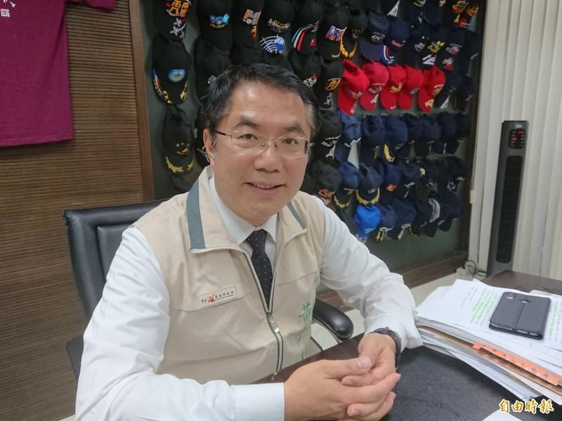 台南市長黃偉哲敦聘研考委員接地氣,借重專家學者經驗,切合市政發展主軸需求。(記者洪瑞琴攝)