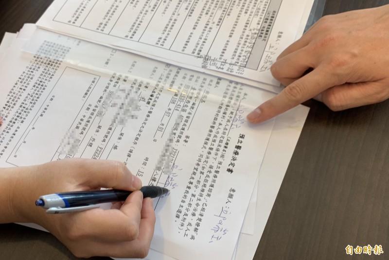 透過預立醫療決定的簽署,擁有自行選擇接受或拒絕醫療的權利,達到尊嚴善終。(記者蔡淑媛攝)