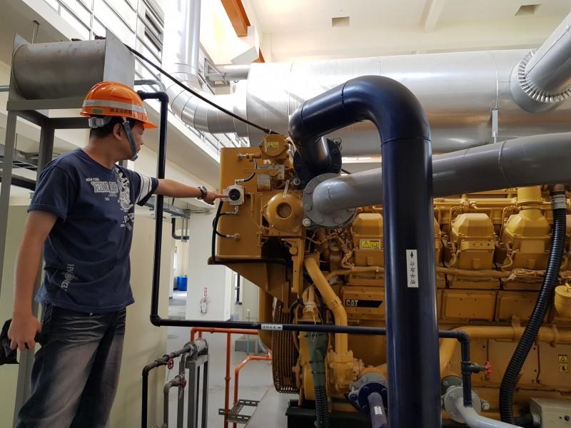 新北市水利局已完成相關抽水設備測試。(新北市水利局提供)