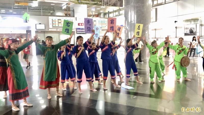 客庄藝遊趣從競賽與活動中傳承客家文化。(記者羅欣貞攝)
