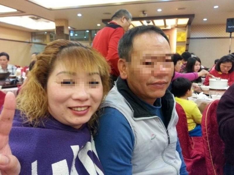 遭控惡意倒會的朱女(左)目前行蹤不明,受害者擔心她已捲款出國。(記者鄭名翔攝)