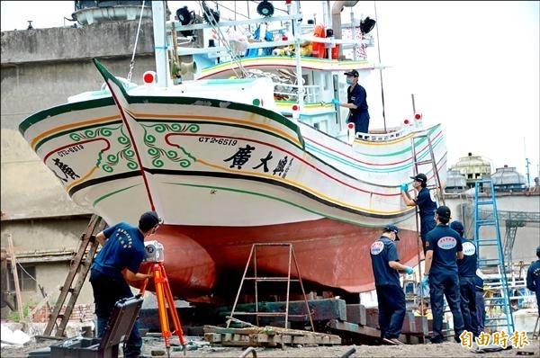 「廣大興28號」船員遭菲國官兵槍殺,屏東地院判賠金仍無著落。(資料照)