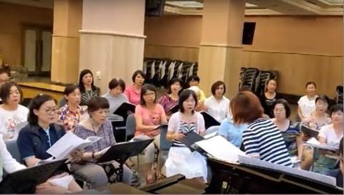 林建生紀念圖書館合唱團10/4為公益而唱