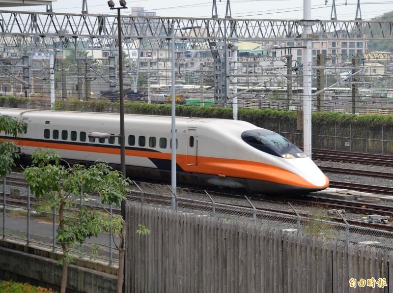 高鐵延伸屏東計畫再度引發議論。(記者侯承旭攝)