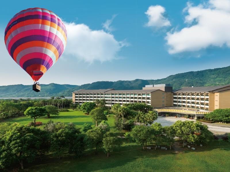 台東熱氣球嘉年華每年暑假都是國旅熱門商品。(業者提供)