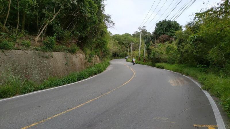 新竹科學園區北二高寶山交流道聯絡道拓寬工程第2期,將於26日開工。(新竹縣政府提供)
