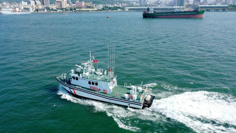 PP-3587巡防艇具備船速快、操縱靈活等優點。(記者江志雄翻攝)