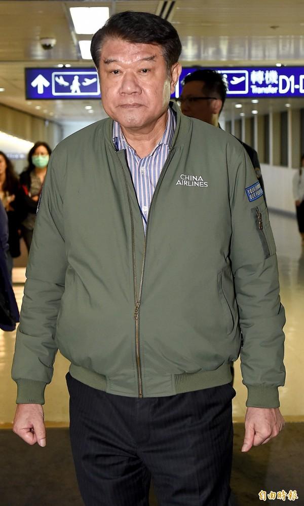 華航董事長何煖軒。(資料照)