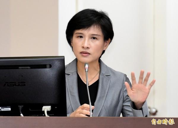 儘管新任行政院長蘇貞昌強力慰留,但文化部長鄭麗君仍堅持隨內閣總辭。(資料照)