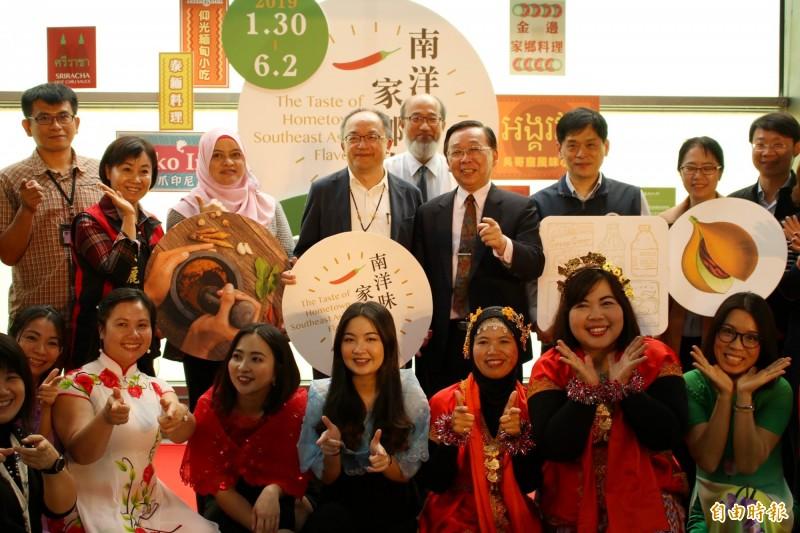 台史博舉辦特展,讓台灣人更了解東南亞的生活。(記者邱灝唐攝)