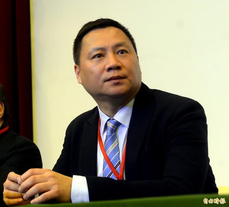 中國民運人士王丹今天在臉書上表示,「郭台銘退黨,不是他對不起國民黨,而是國民黨對不起郭台銘。」(資料照)