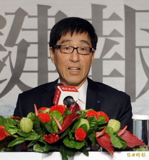 現任香港城市大學校長郭位是唯一一位在「中國地區」的院士,更被綠營人士視為「親中學者」。(資料照,記者叢昌瑾攝)