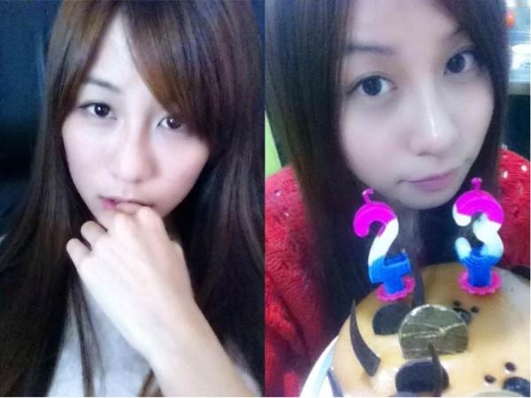 網友認為,她不僅像波多野結衣,還神似日本女星齋藤千春和繪色千佳。(圖擷取自PTT)