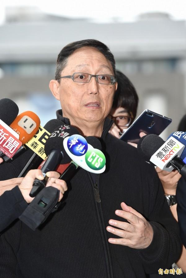 姚立明表示,柯所說的台北價值其實就是台灣價值,但對中國來說,講台北沒問題,講台灣會有問題,因此柯才隱晦台灣兩個字。(資料照)