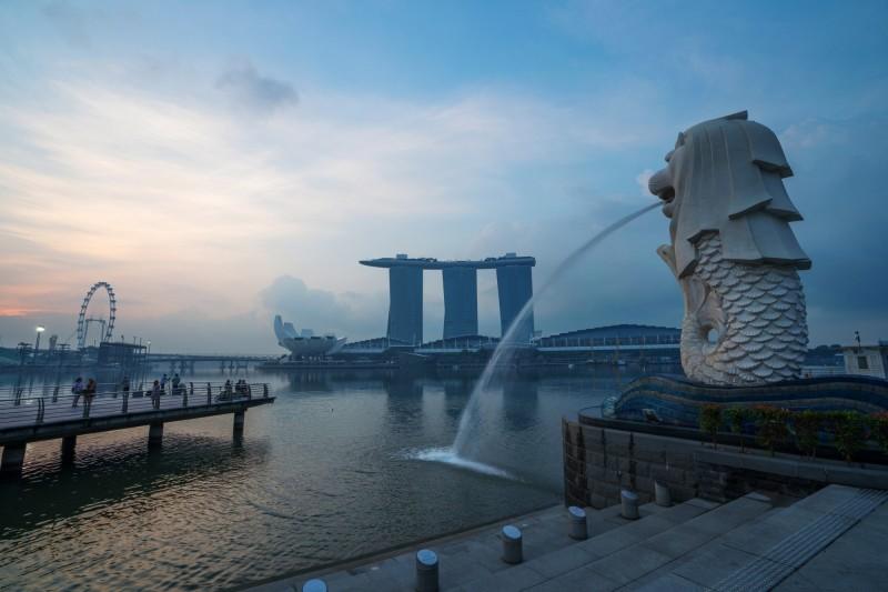 新加坡一棟豪宅日前以2.3億新加坡元(約新台幣52億元)出售,創下星國豪宅售價最高紀錄。(彭博)