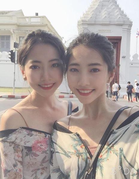 2人容貌幾乎一模一樣。(圖擷取自IG「twins_shin」)